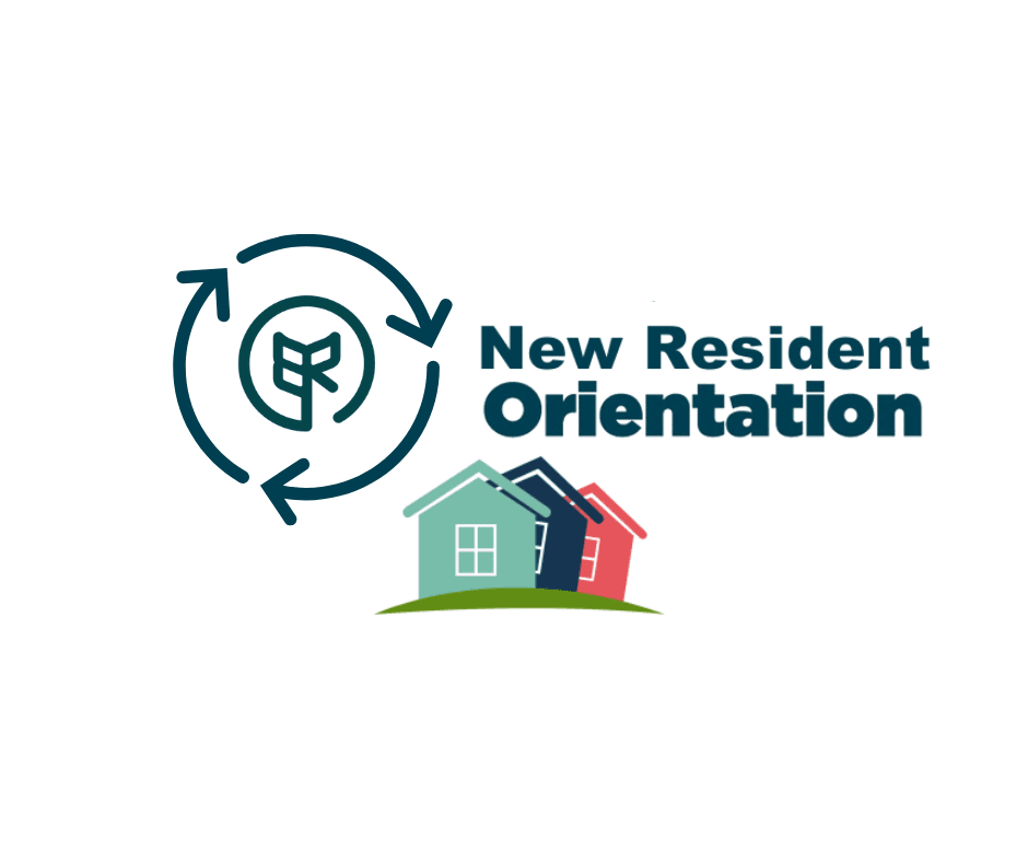 New Resident Orientation
